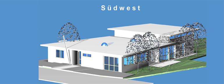 Visualisierung des Wettbewerbs der Freien evangelischen Gemeinde Kirchheimbolanden