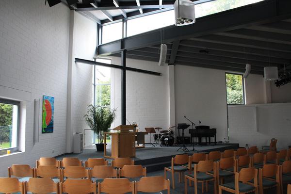 Gemeindezentrum der Evangelisch-Freikirchlichen Gemeinde Salzgitter