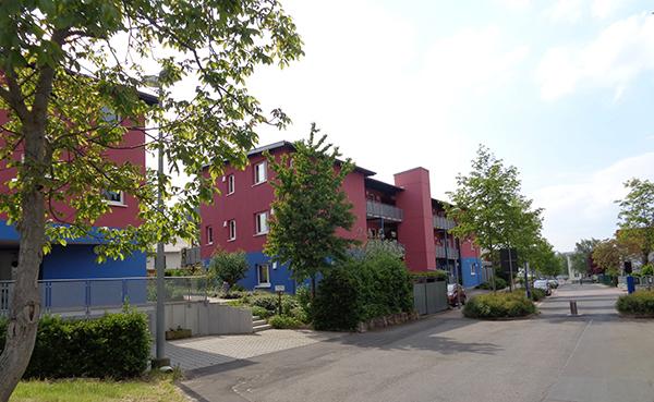Mehrgenerationen-Wohnanlage in Bad Kreuznach