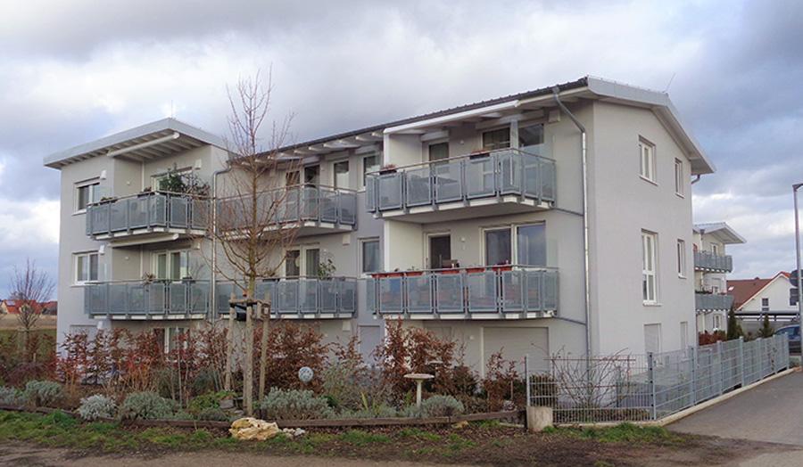 Mehrgenerationen-Wohnanlage in Zornheim